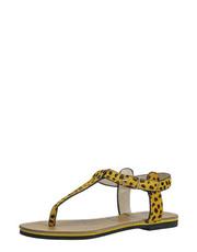 Sandálky se vzorem leoparda Elle