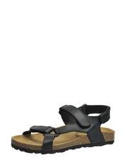 Sandálky z přírodní kůže Plakton