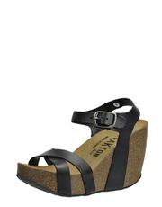 Sandálky na klínu Plakton