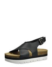Sandály na platformě Plakton