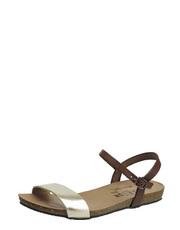Metalizované sandály Plakton