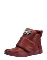 Kožené botky Carinii