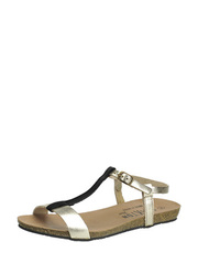 Sandály na korkové platformě Plakton