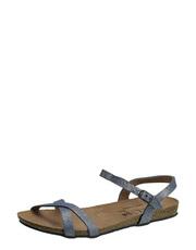 Sandálky na korkové platformě Plakton