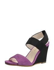 Sandálky na klínu Solo Femme