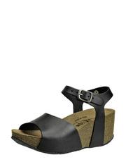 Sandály na korkovém klínu Plakton