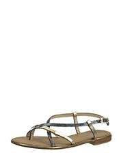 Metalizované sandály Les Tropéziennes