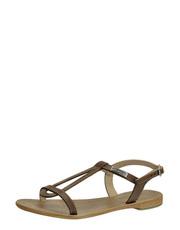 Sandálky z přírodní kůže Les Tropéziennes