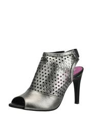 Metalizované sandálky Karino