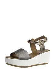 Metalické sandály Inuovo