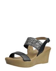 Sandály na klínu Eva Frutos
