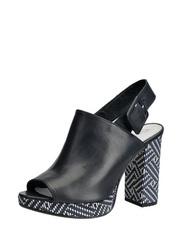 Sandály na širokým podpatku Carinii