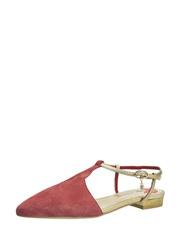 Sandálky se špičatou špičkou Carinii