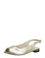 Zlaté sandálky Karino