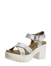 Holografické sandály na platformě Plakton
