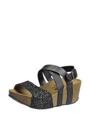Sandály na klínu Plakton