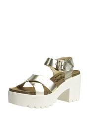 Metalické sandály Plakton