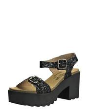 Brokátové sandály Plakton