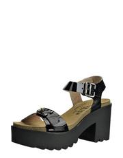 Sandály na širokým podpatku Plakton